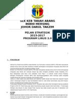 Pelan Strategik LINUS 2.0 2014-2016 SKTA