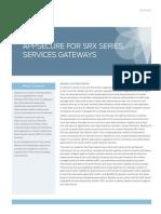 AppSecure for SRX Series Services Gateways Datasheet