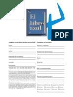 El Libro Azul - Más Actividades
