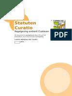 Statuten Curatio