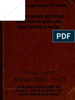Albert Ellis-The Art and Science of Love