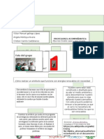 Poster en Español e Ingles