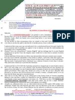 20150916-G. H. Schorel-Hlavka O.W.B. to Mr Malcolm Turnbull- Unconstitutional Conduct-etc