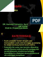 Dr. Harnold (2.Kateterisasi