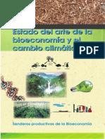 Estado Del Arte de La Bioeconomia y Cambio Climatico 2014