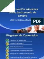 Ponencia Innovación Don José de San Martín