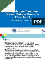 KU1072 Pengulangan Pascal Flowchart 130915