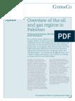 Oil & Gas Pakistan Overview