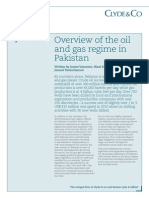 Oil & Gas Pakistan Overview
