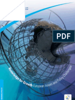 Knowledge for Growth - European Issues and Policy Challenges