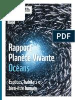 WWF - Rapport Planète vivante Océans 2015