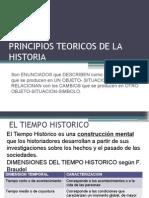 Principios Teoricos de La Historia