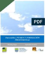 Oarsoaldea. PYMES Y FORMACIÓN PROFESIONAL