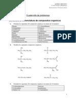 Cuadenillo de Problemas - Quimica Organica - G.bioquimica