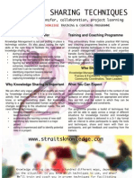 KM Techniques Brochure 2010b