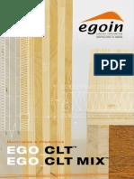 Catalogo Clt Egoin TABLEROS