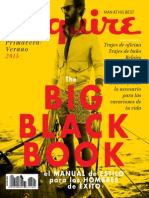 Esquire The Big Black Book - PrimaveraVerano 2015.pdf