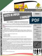 (La Asociación Regional de Universidades Populares, Trabajando