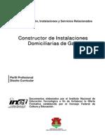 Instalaciones Gas Domiciliarias