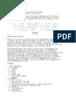 WarpWar Variants