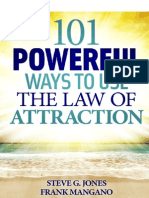 176265440 101 Powerful Ways to Use the Law of Attraction