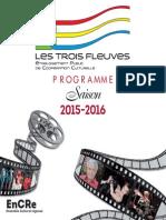 Programme des Trois Fleuves Saison 2015-2016
