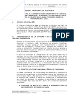 Plan y Programa de Auditoria (2)