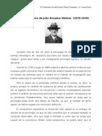 El Conductismo de Watson