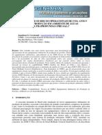 Cavalcanti, J. O. Como Analisar Riscos Operacionais de Uma ANM-V GLL de Produção Em Abientes de Augas Ultraprofundas