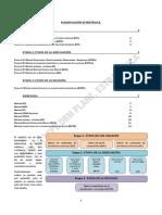 Planificación estratégica - Texto de apoyo entregado