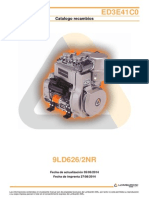 motor 9LD626 lombardinni