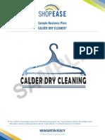 SampleBusPlan DryCleaner