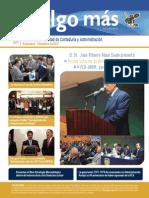 El Dr. Juan Alberto Adam Siade presentó su Primer Informe de Actividades como director de la FCA-UNAM, periodo 2013-2017