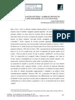 Sesnich, Laura - Todo Un Plan de Lectura. Sobre El Proyecto Editorial Del Magazine Leoplán