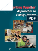 Working Together - Approaches to Family Literacy