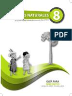 Guia de Docente Naturales 8vo