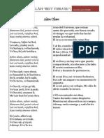 Canciones Para Shabat - Adon Olam