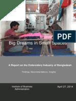 SME in Bangladesh