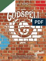 Godspell Final Publication - Mixed Voice 2014