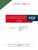 Habilidades Sociales - Estudio Comparativo