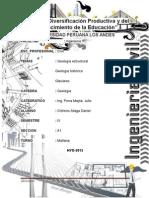 Monografia de Geologia Estructural (1)