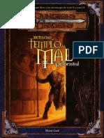 Escenarios - El Retorno Al Templo Del Mal Elemental