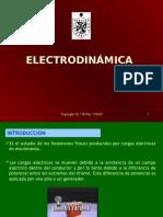 Corriente Electrica - Potencia Electrica FISICA I