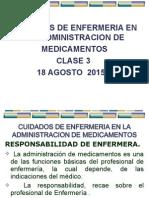 Clase 3 Medicamentos 18 de Agosto 2015-II