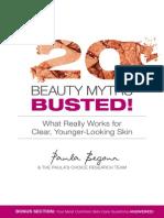 Beauty Myths Busted Full