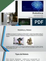 Diapositiva de Robotica
