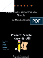 English2 RegFiles Present Simple Webquest1