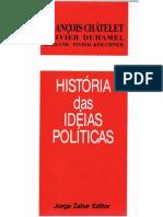 História Das Idéias Políticas