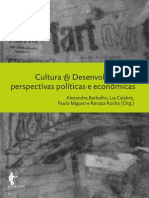 Cultura e Desenvolvimento- Alexandre Barbalho