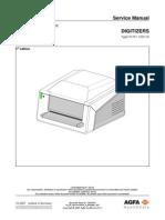 AGFA CR30-X Service Manual